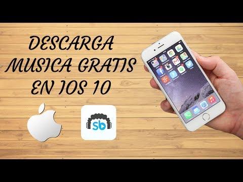 Descarga musica gratis! iOS 9/10