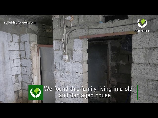 We fled from Mosul (Iraq) because of the war