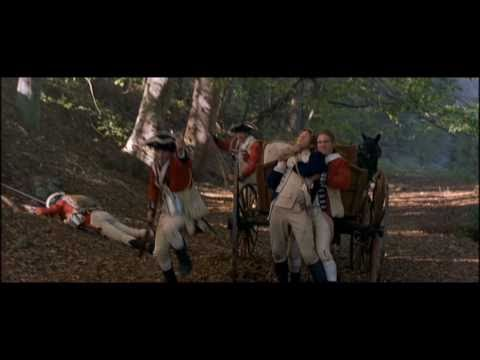 The Patriot: Tomahawk Scene ULTRA HD