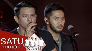 Penampilan panas Noah 'Ada Apa Denganmu' [Satu Project] [7 Des 2015]