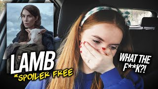 Lamb (2021) Come with me | A24 Thriller Drama Horror Movie Review | Spookyastronauts