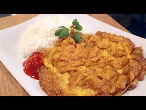 Thai Omelette Recipe ไข่เจียว – Hot Thai Kitchen!