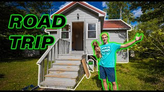 We Finally MADE IT! -- (Fishing Road Trip To MAINE)
