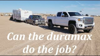Duramax saves the day