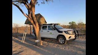 Self-safari from Kasane to Maun in Botswana (Chobe, Savuti, Kwaii, Moremi, Okavango) 2018
