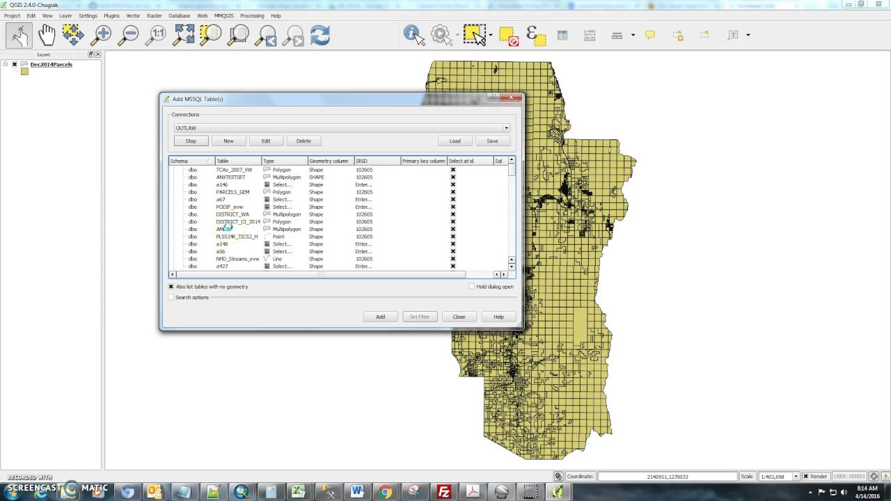 Introduction to QGIS