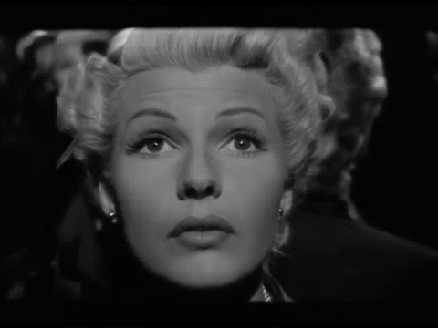 """The Lady From Shanghai"" Funhouse mirrors 1947 HD"