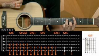 Vermilion PT.2 - Slipknot (aula de violão completa)
