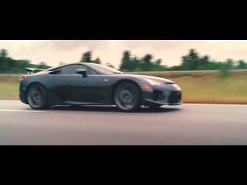 Lexus LFA Han