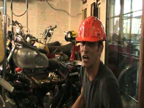 HONDA cb750 charging system explained - YouTube