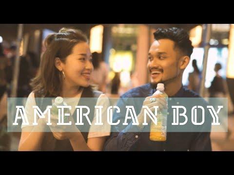 American Boy  🎧 Estelle & Kanye West (葉柔 Ft.羅申 Cover)
