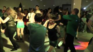 Promo MAGIC United Salsa Party 18 04 2015 trening moll