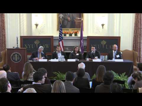 Green for Green: The Business and Law of Renewable Energy Finance - Panel 2