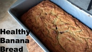 Healthy Simple Gluten Free Banana Bread Recipe