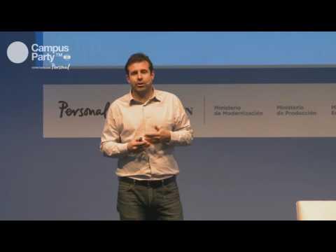 #CPAR1 28/10 Magistral 15h Fernando Freytes, Telecom Argentina