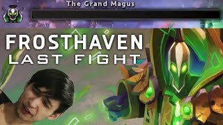 FROSTHAVEN - THE GRAND MAGUS FIGHT (SingSing Dota 2 Highlights #1334)