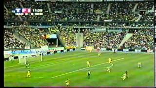 FC Nantes - CS Sedan finale 1999 partie 1