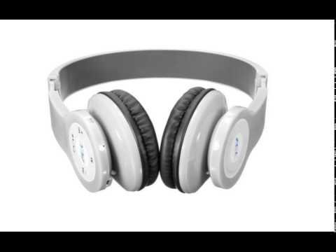 Mato® Bluetooth Headphone Earphone BQ 605 White