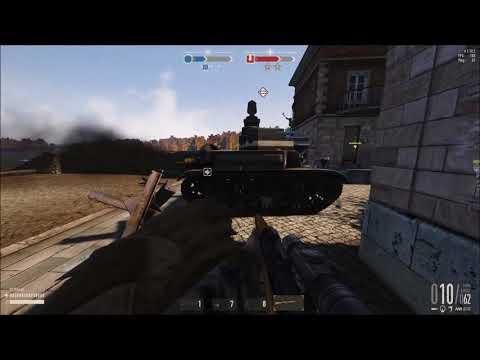 Heroes & Generals Thompson Maschinenpistole wirds machen