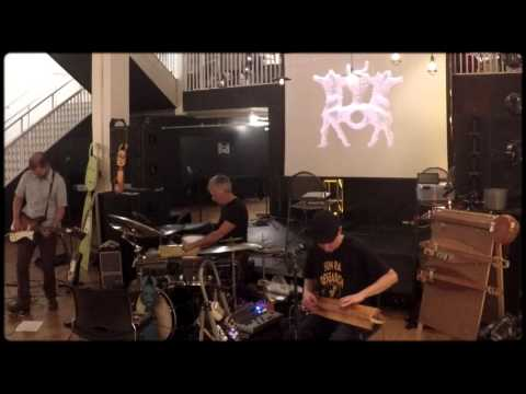 On the Canals -- live at Artspace, 10/22/2015 -- electric dulcimer and electric guitar
