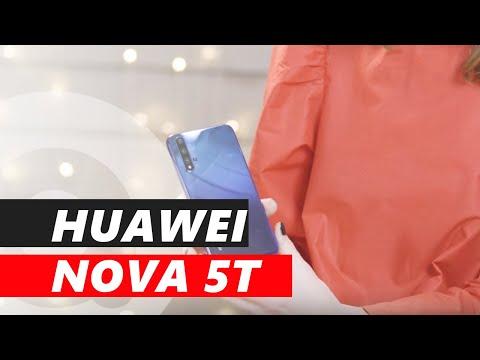 """#Капитальныйобзор Huawei Nova 5T от """"Алло"""""""