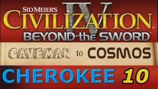 Civilization 4 Caveman 2 Cosmos Deity Cherokee 10