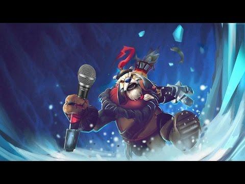 Karaoke в DOTA 2 - TUSK