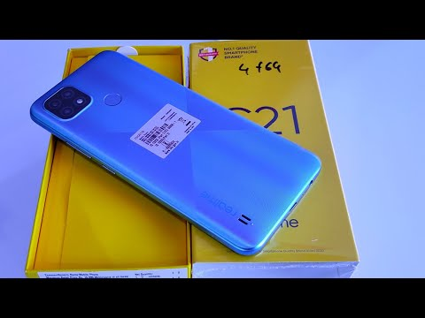 Realme C21 Unboxing, First Look & Review !! Realme C21 price, Specifications & Many More