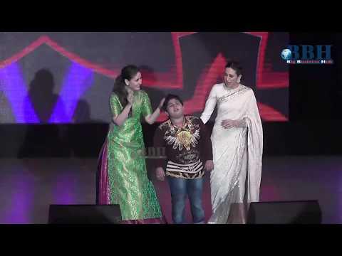 kareena kapoor  karishma kapoor  and Akshat Singh Dance at Hyderabad Mp3