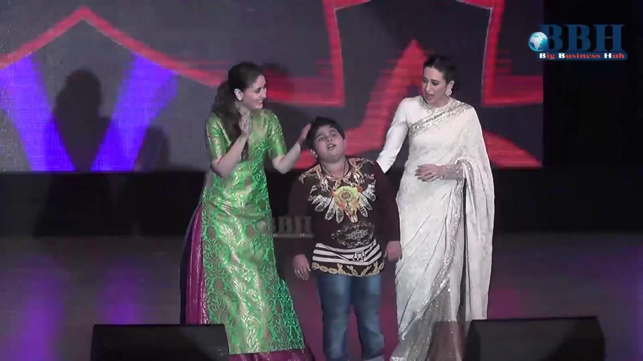 Kareena Kapoor Karishma Kapoor And Akshat Singh Dance At -4256