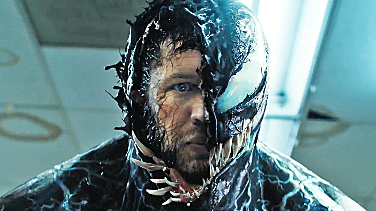 Venom | official #SDCC trailer #3 (2018)
