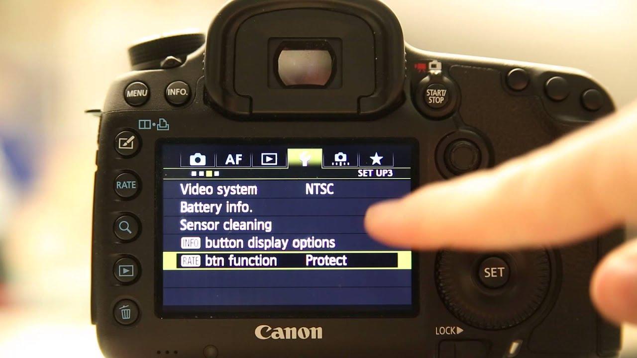 Canon 5d mark iii audio tutorial youtube.