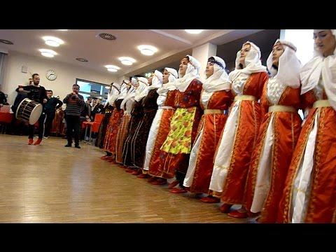 Hamburg AKM Folklor Ekibi | Diyarbakır, Delilo, Nare, Esmerim