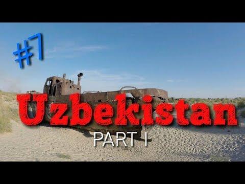 Episode 7. Uzbekistan. Aral Sea, Khiva, road to Bukhara