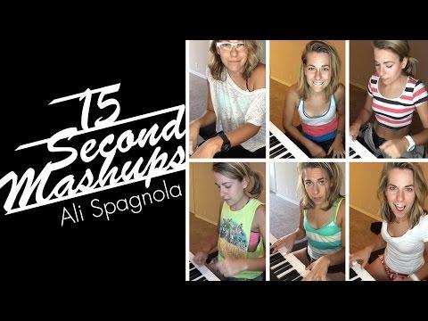 15 SECOND MASHUPS   Ali Spagnola Ep1