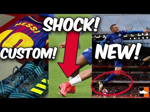 Messi's Secret New Boots & Chelsea Player's Unknown Cleats! Boot Spotting #5