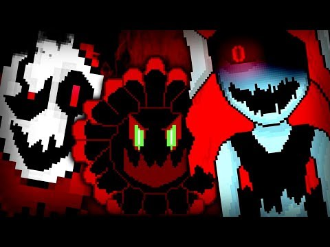 YOU WON'T SURVIVE THIS SCARY NEW UNDERTALE FAN GAME!!!