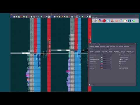 daytradr Last Traded Qty (LTQ) column