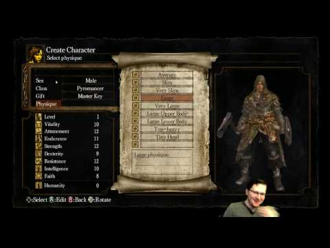 Dark Souls 1 with Nick (Pt. 1) - Idle Thumbs Streams