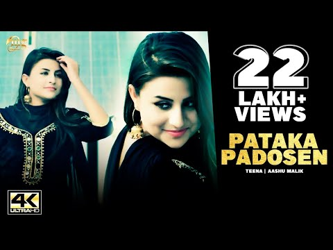 NEW HARYANVI SONG | PATAKA PADOSEN | AASHU MALIK,TEENA | HARYANVI SONGS HARYANVI | DJ SONG 2018