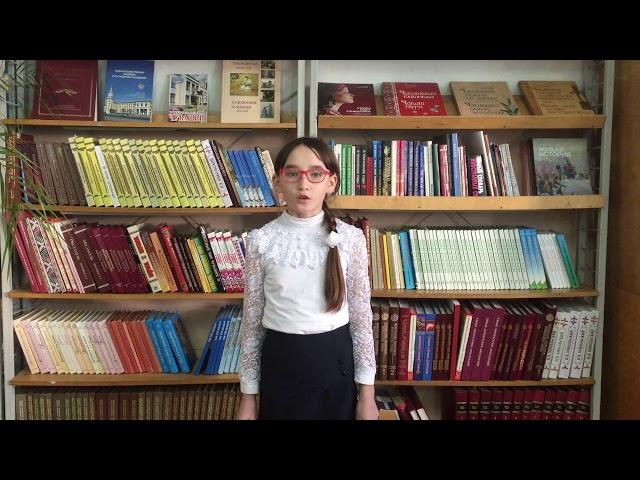 Изображение предпросмотра прочтения – ЛилияЗахарова читает произведение «Где слезиночки роняла» М.И.Цветаевой