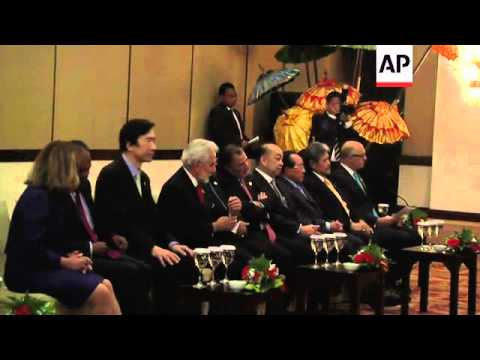 East Asia and Latam foreign ministers meet for FEALAC conference