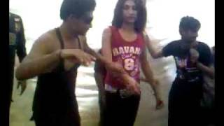 shazi xposed jhanzaib dance in karli jheel