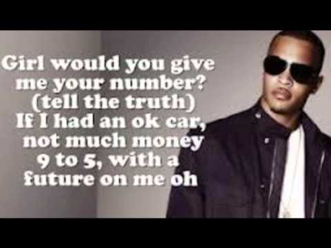 T.I-Can You Learn ft R Kelly Slowed