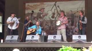 """Tall Pines""...  James King @ Wind Gap Bluegrass Fest 2015"