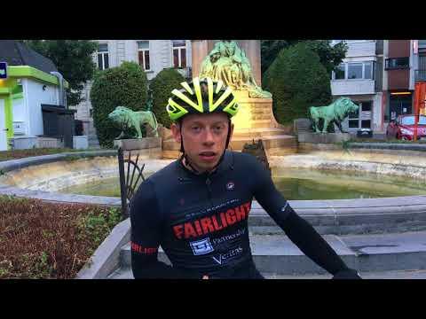 Starting in Belgium: James Hayden Racing the Transcontinental Race No5 2017