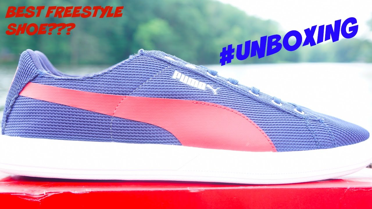 Best Shoe for Soccer Freestyle  Puma Archive Lite Low Mesh Unboxing + On  Foot  5f5bab880