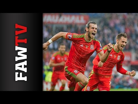 Wales 1-0 Belgium Goals And Highlights... There's A Fire In My Heart