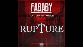 Fababy feat Clayton Hamilton - Rupture