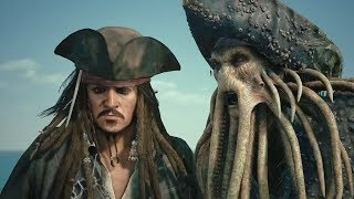 Kingdom Hearts 3 Pirates of the Caribbean English Jack Sparrow Full Game PS4